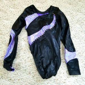 Bodysuit, Long Sleeve, sz Large (girls)